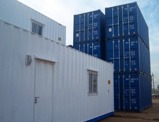 las medidas de los contenedores marítimos