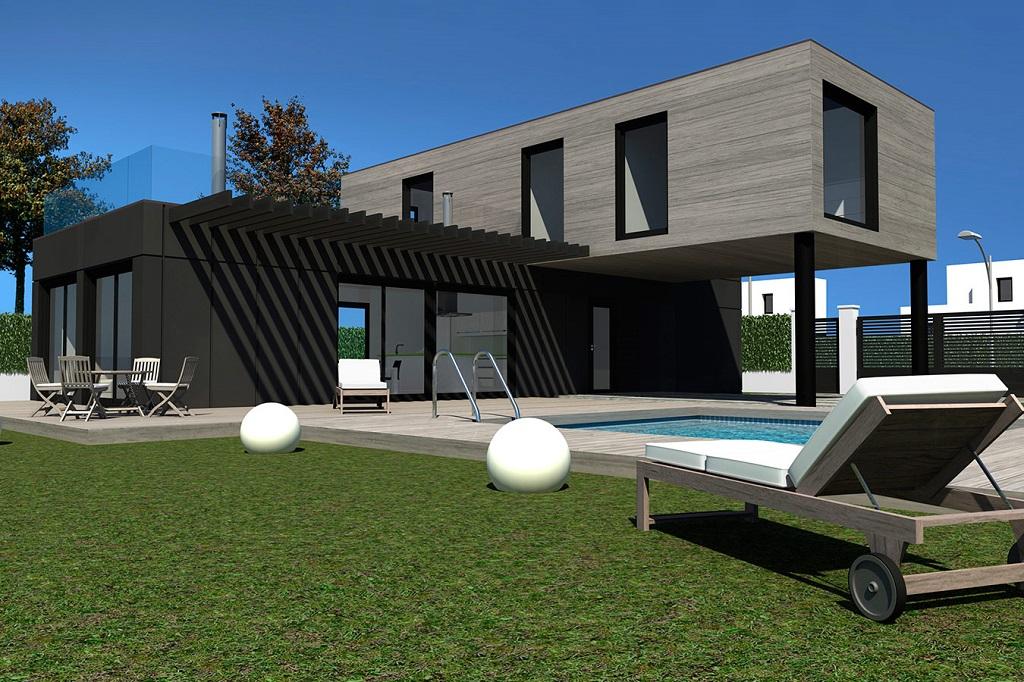 Las casas contenedor y el medioambiente