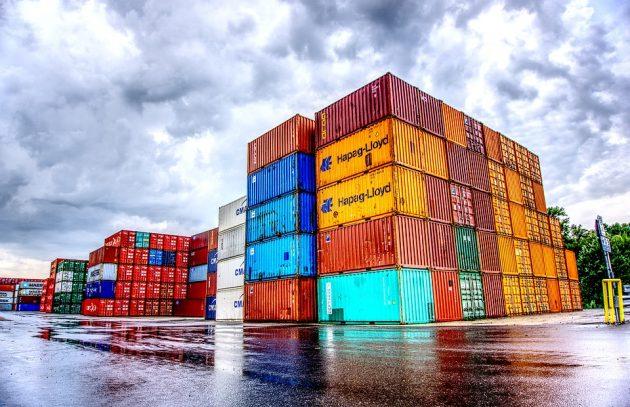 Los contenedores marítimos en la internacionalización de tu marca