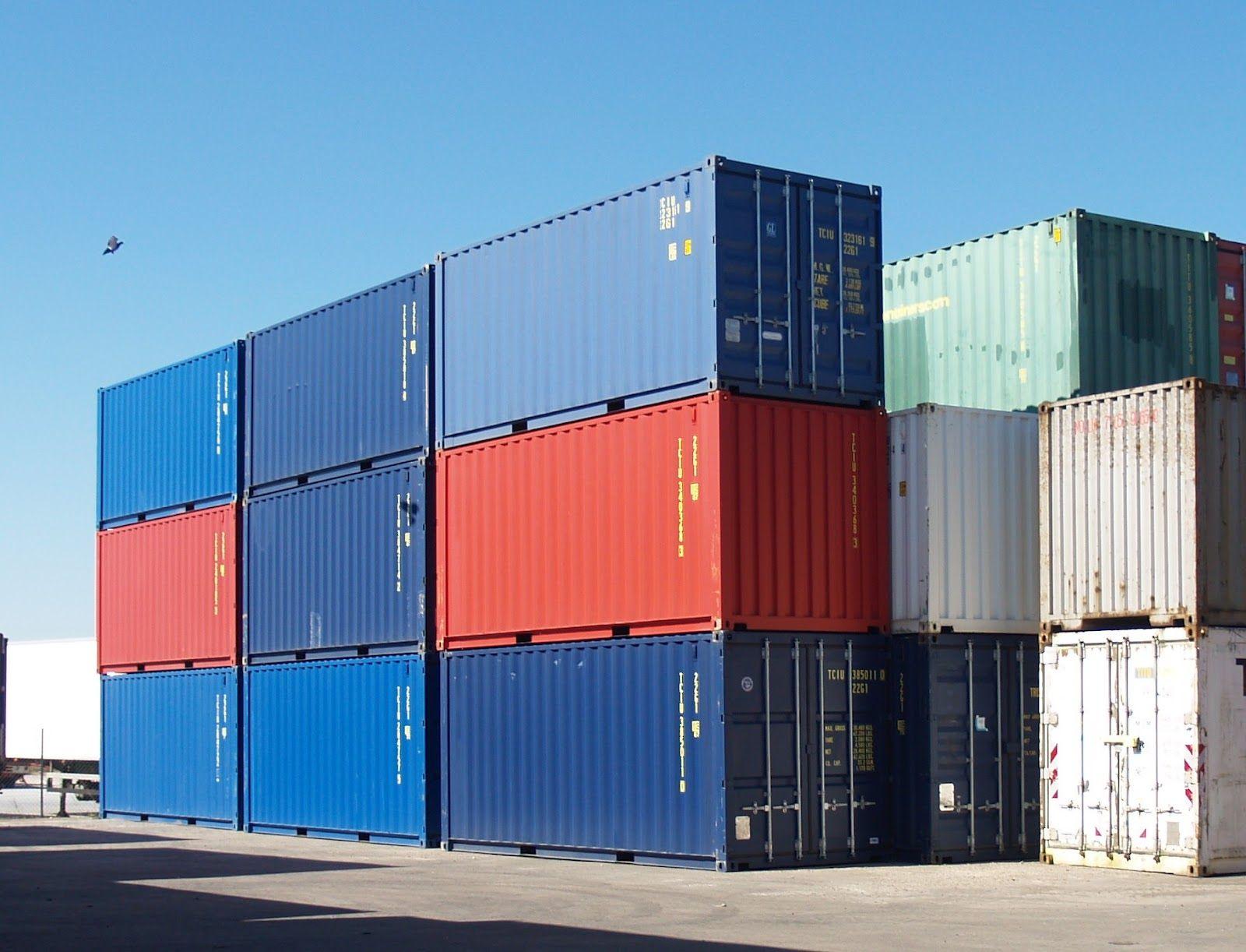 Comprar contenedor marítimo