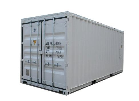 contenedores estandar