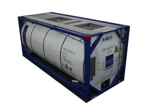 contenedores isotanks
