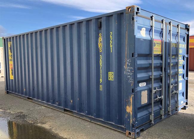 venta contenedores usados